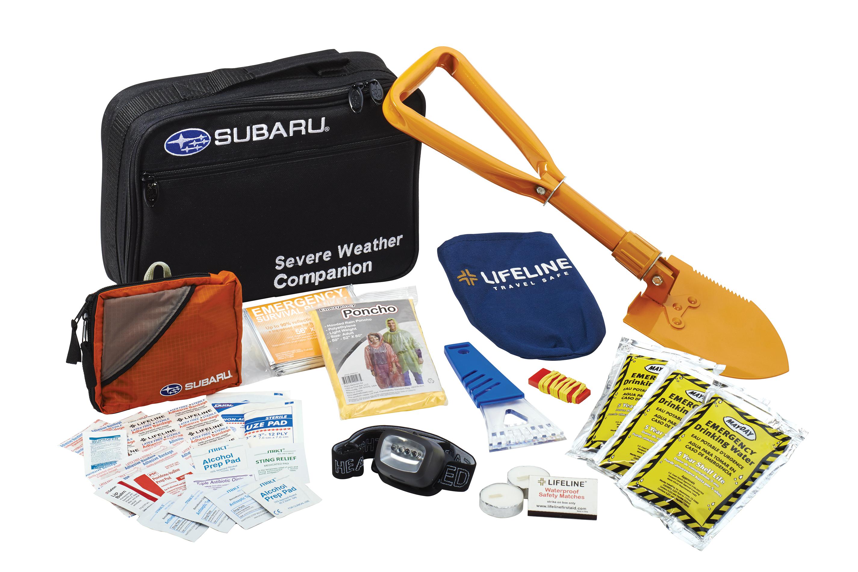 Subaru Crosstrek Genuine Subaru Severe Weather Companion