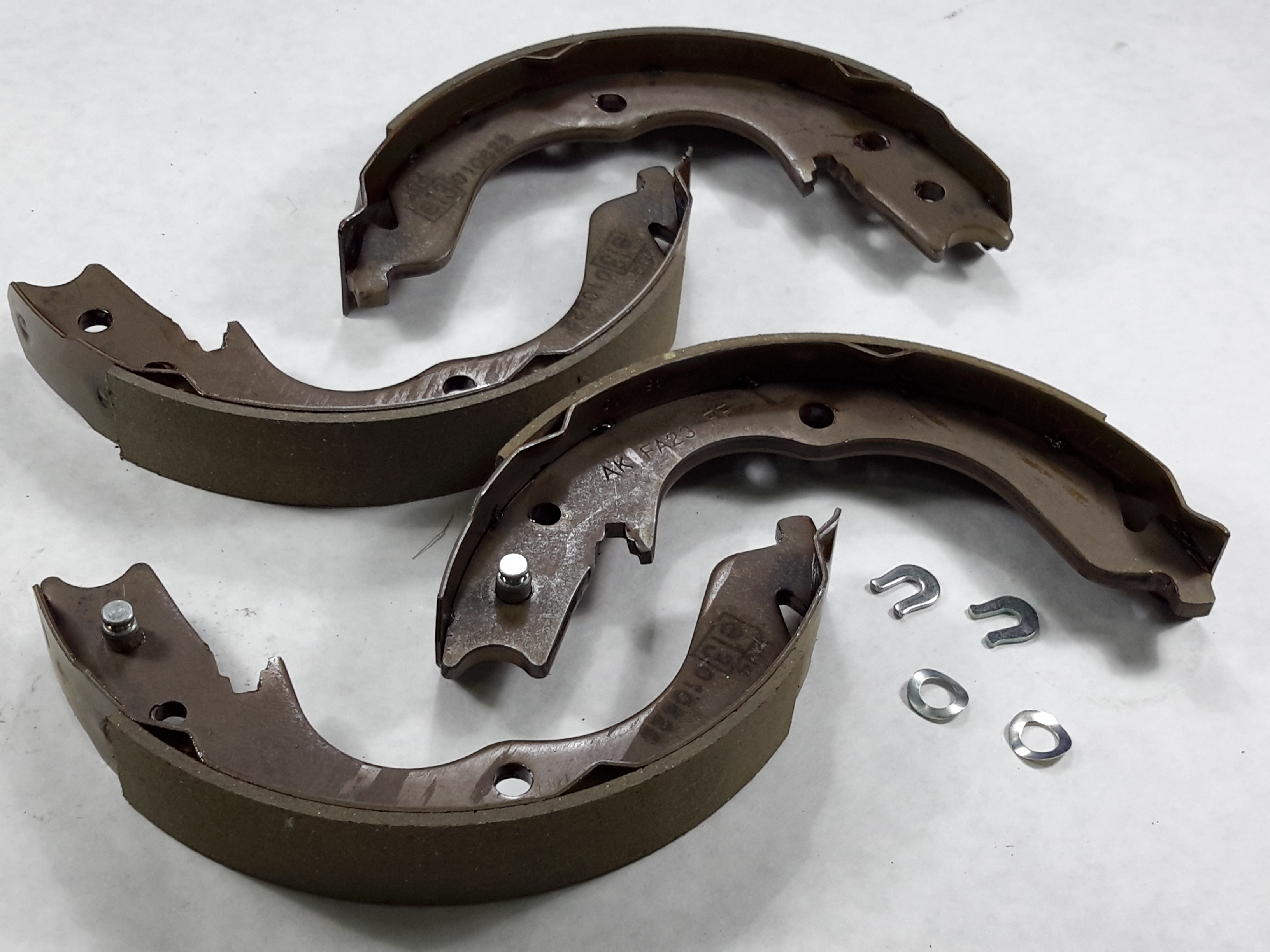 Subaru Impreza Wagon Brake Shoe Repair Kit Rear